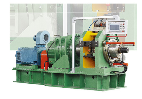 copper rod extrusion machine